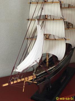 咸臨丸の模型