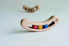 マストロジェペット 木製玩具  ラトル  ファーヴァ
