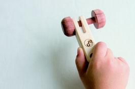 マストロジェペット 木製玩具 ラトル   ピッキオ
