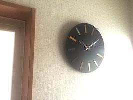 """高岡銅器 時計 """" COLORFUL TIME"""""""