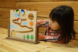 マストロジェペット 木製玩具  「起姫」