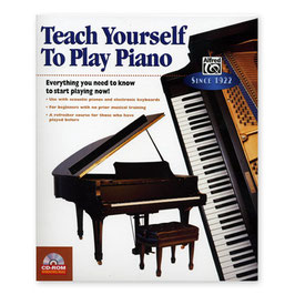 Teach Yourself to Play Piano 教自己弹钢琴