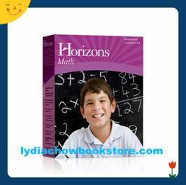 Horizons 3rd Grade Math Set