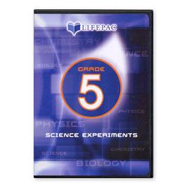 LIFEPAC® 4th Grade Science Experiments 生命课程 五年级 科学实验