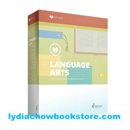 LIFEPAC® 4th Grade Language Arts Set