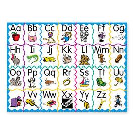 Horizons Kindergarten Phonics & Reading Alphabet Floor Puzzle