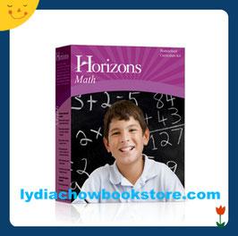 Horizons 2nd Grade Math Set