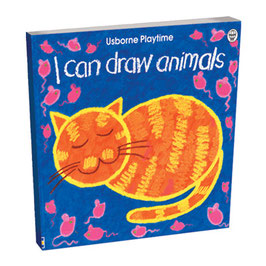 I Can Draw Animals 我能画动物