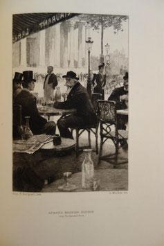Alphonse Daudet, Sapho, Armand Magnier, 1897