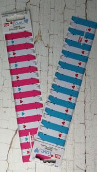 Prym Love Handmaß, Skala 21 cm, verschiedene Farben