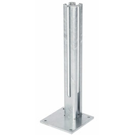 Fussplatte TF60 für Toranlage Slim