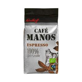 Westhoff BIO - Café Manos Fairtrade Espresso 1kg