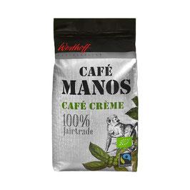 Westhoff BIO - Café Manos Fairtrade Café Crème 1kg