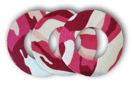 Fixierungstapes für den Freestyle Libre Sensor - Pink Army