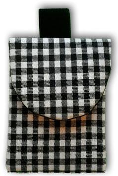 Schutztasche für das Freestyle Libre Lesegerät - Black & White