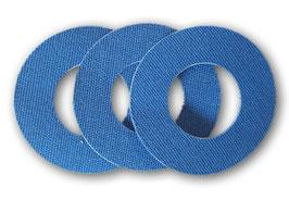 Fixierungstapes für den Freestyle Libre Sensor - Blau