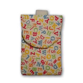 Schutztasche für den Omnipod PDM - Buchstaben