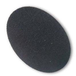 ovale Fixierungstapes für den Freestyle Libre Sensor - Schwarz