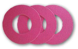 Fixierungstapes für den Freestyle Libre Sensor - Pink