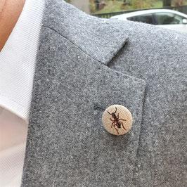 Mansjettknapper + Knapp til jakkeslaget
