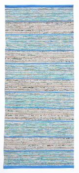 Fillerye stripete blå, turkis mm. nr. 72