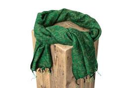 Schal hellgrün