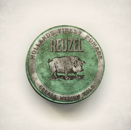 REUZEL VERDE GREASE MEDIUM HOLD 113GR/35GR