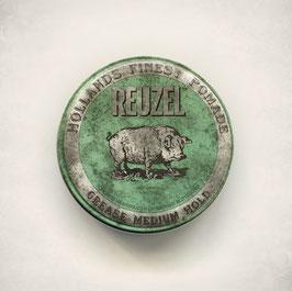 REUZEL VERDE GREASE MEDIUM HOLD 113GR/35GR