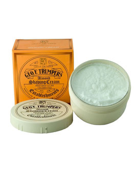 Geo F Trumper Almond Oil Shaving Cream Bowl 200gr