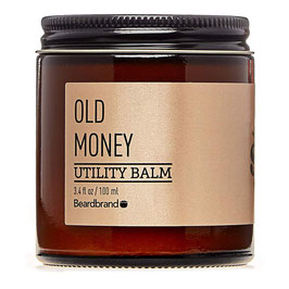 BEARDBRAND GOLD LINE UTILITY BALM OLD MONEY