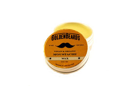 GOLDEN BEARDS CERA PER BAFFI 10ML