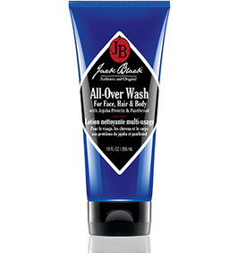 JACK BLACK ENERGIZING CLEANSER HAIR AND BODY 295ML