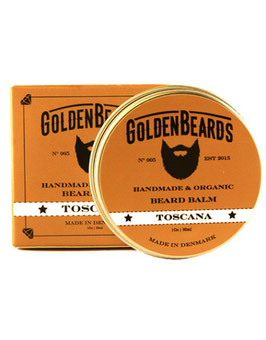 GOLDEN BEARDS BALSAMO DA BARBA TOSCANA 30ML