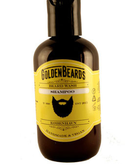 GOLDEN BEARD SAPONE PER BARBA 100ML