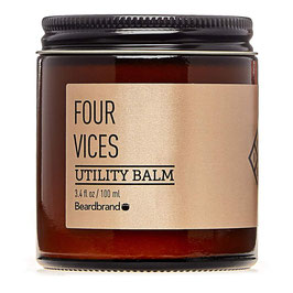 BEARDBRAND GOLD LINE UTILITY BALM FOUR VICES