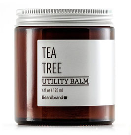 BEARDBRAND BALSAMO MULTIFUNZIONE TEA TREE 120ML