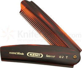 Kent 82T Pettine Barba richiudibile