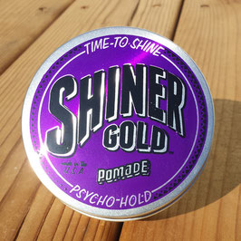 Shiner Gold Psyco Super Hold Pomade 113gr