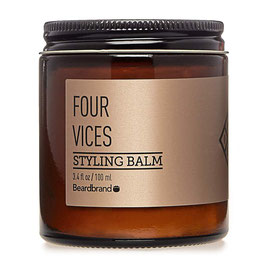 BEARDBRAND GOLD LINE STYLING BALM FOUR VICES