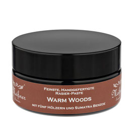 Meißner Tremonia-Crema da Barba Warm Woods 200ml vetro