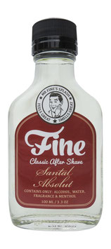 FINE AFTER SHAVE SANTAL ABSOLUT 100ML