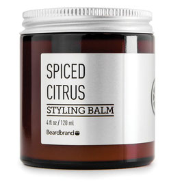 BEARDBRAND STYLING BALM SPICED CITRUS 120ML