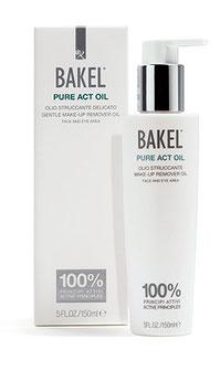 BAKEL PURE ACT OIL OLIO STRUCCANTE DELICATO 150ML