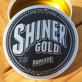 Shiner Gold Heavy Hold Pomade 113gr