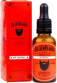 GOLDEN BEARDS OLIO DA BARBA SURTIC 30ML