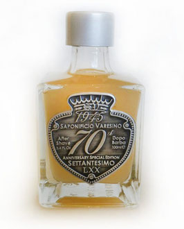 SAPONIFICIO VARESINO AFTER SHAVE 70°ANNIVERSARIO 100 ML