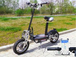 "Monopattino Eco cross 1000W 10"""
