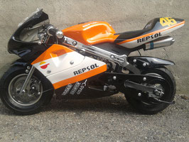 Superminimoto 49cc Replica (solo spedizioni on Line)