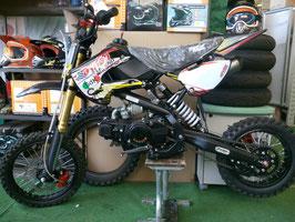 Pit Bike Ayrton Skorpion 125cc (professionale)