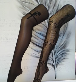 Collants Fantaisie taille Unique